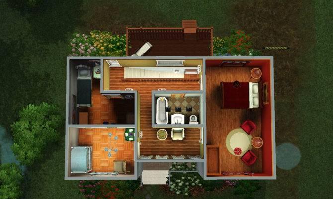 Mod Sims Classic Home Bed Bath