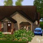 Mod Sims Fun Small Home