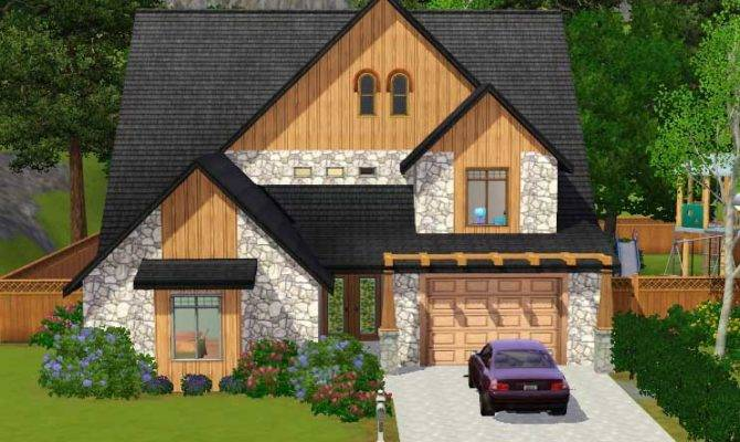 Mod Sims Golden Slumbers Large House