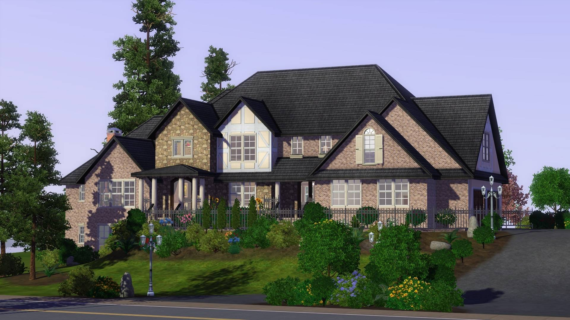 Mod Sims Legacy Home