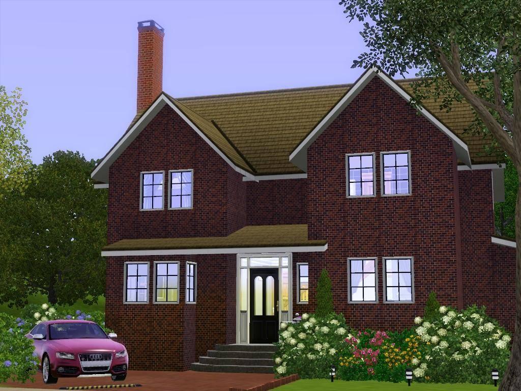 Mod Sims Marsh Lane Cottage