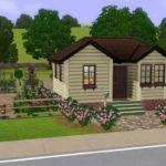 Mod Sims Small Farm House Huge Harvestable