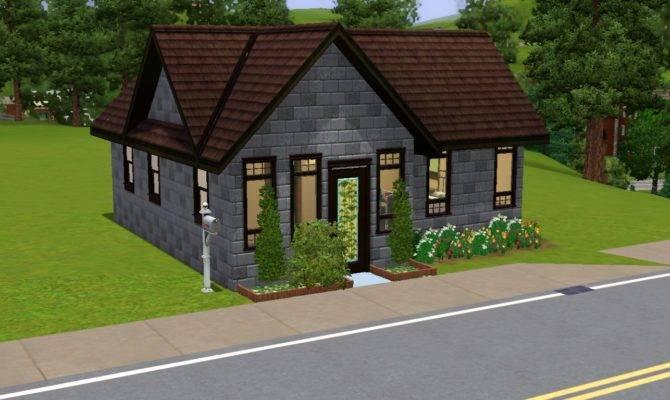 Mod Sims Tiny House Beds Bath