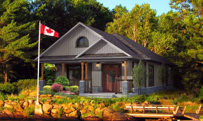 Model Cottage Comes Fall Life Show