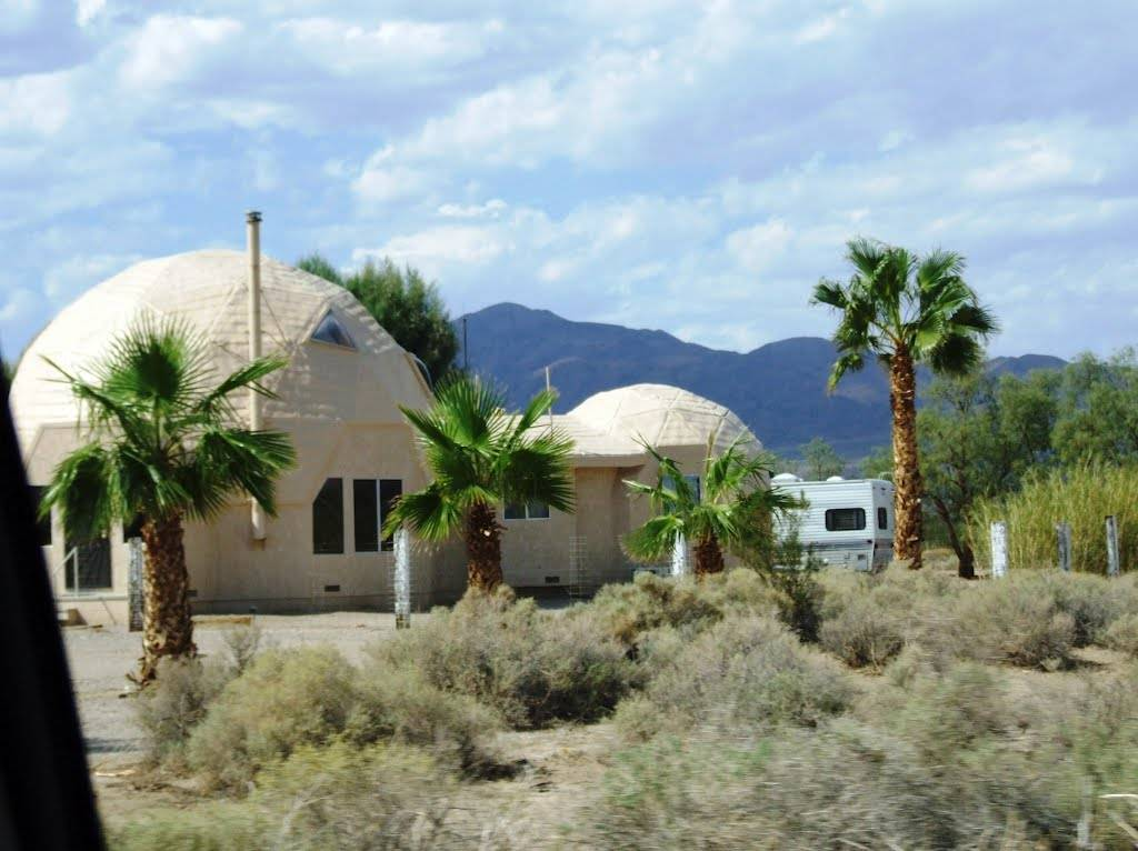 Modern Adobe Houses Nevada Type