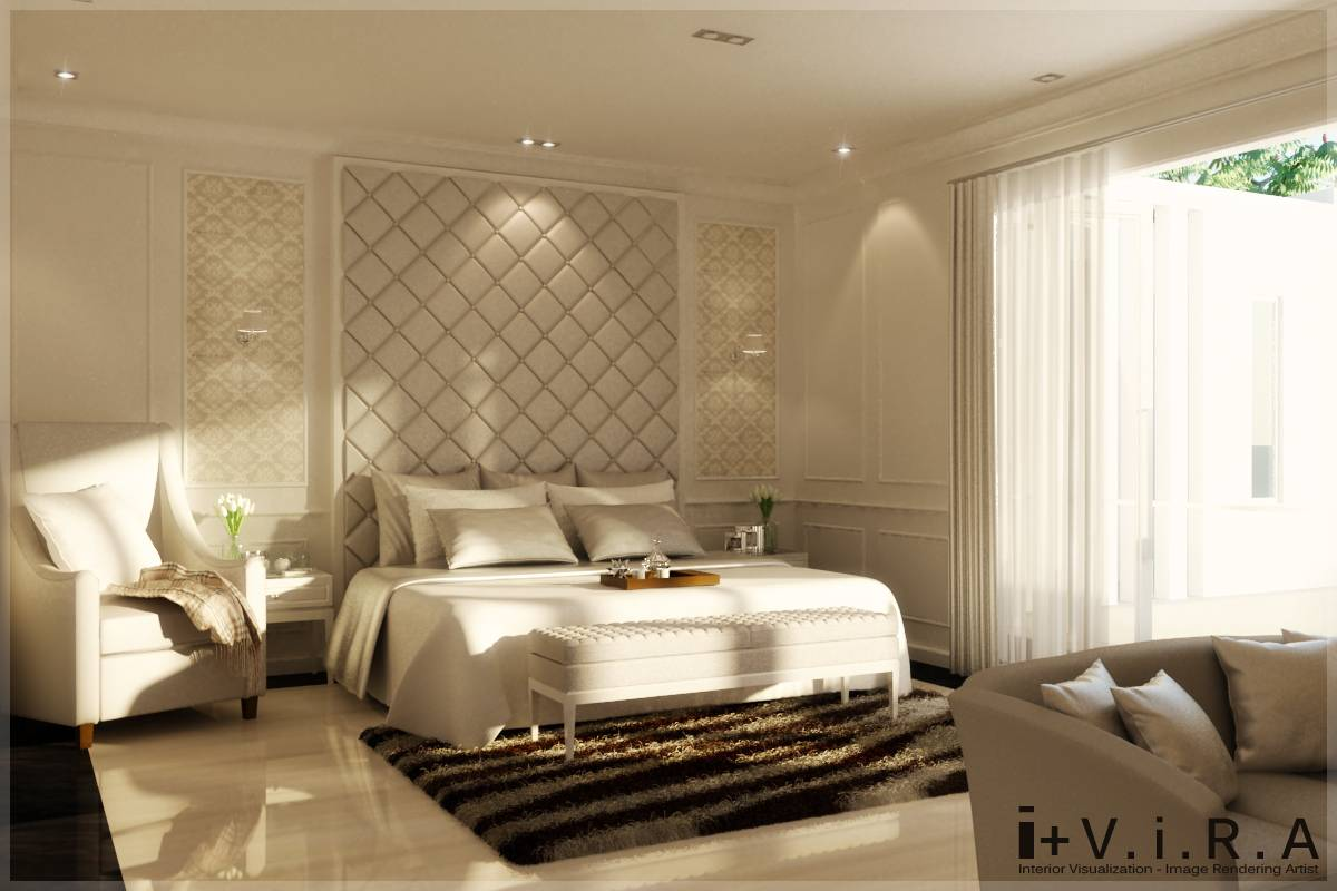 Modern American Classic Ivira Interior Design