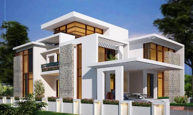 Modern Architectural Home Designs