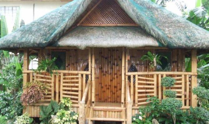 Modern Bahay Kubo Nipa Hut Joy Studio Design