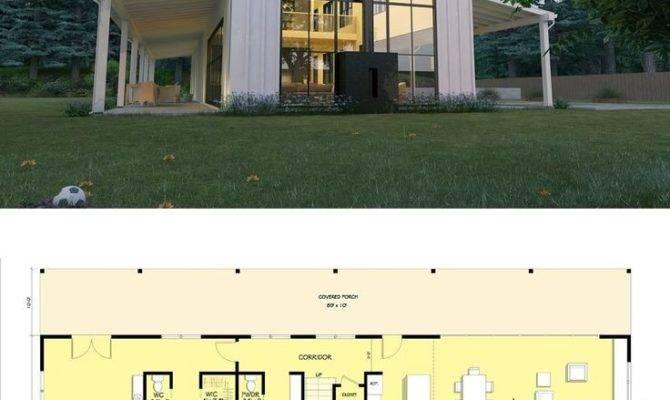 Modern Barn House Plans Elegant Best