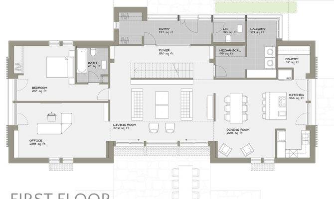 Modern Barn House Plans Floor Prev Next