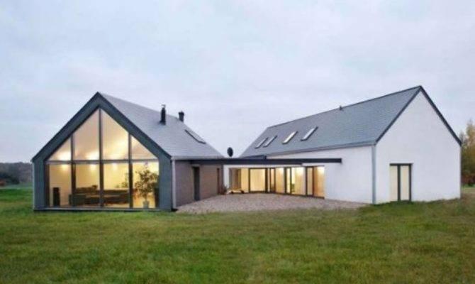 Modern Barn House Small Plans