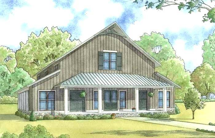 Modern Barn Style Home Plans Archivosweb