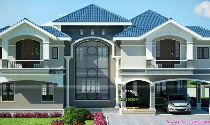 Modern Beautiful Duplex House Design Amazing
