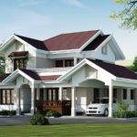 Modern Beautiful Kerala Home Design