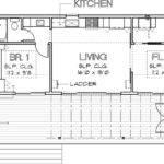Modern Beds Baths Plan Main Floor