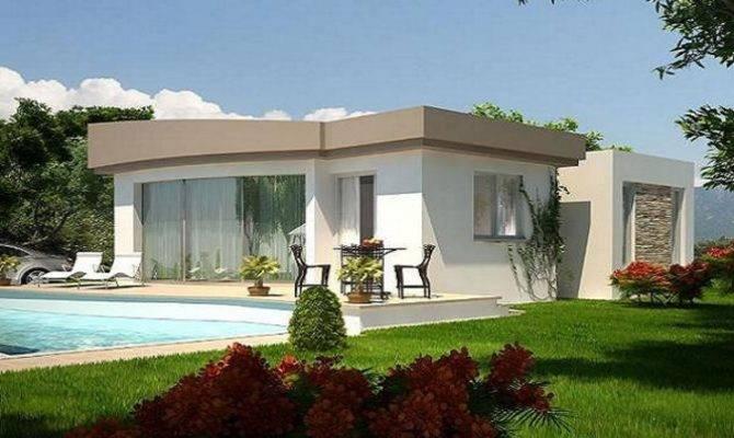 Modern Bungalow Plans Design House Plan