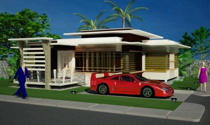 Modern Bungalows Exterior Designs