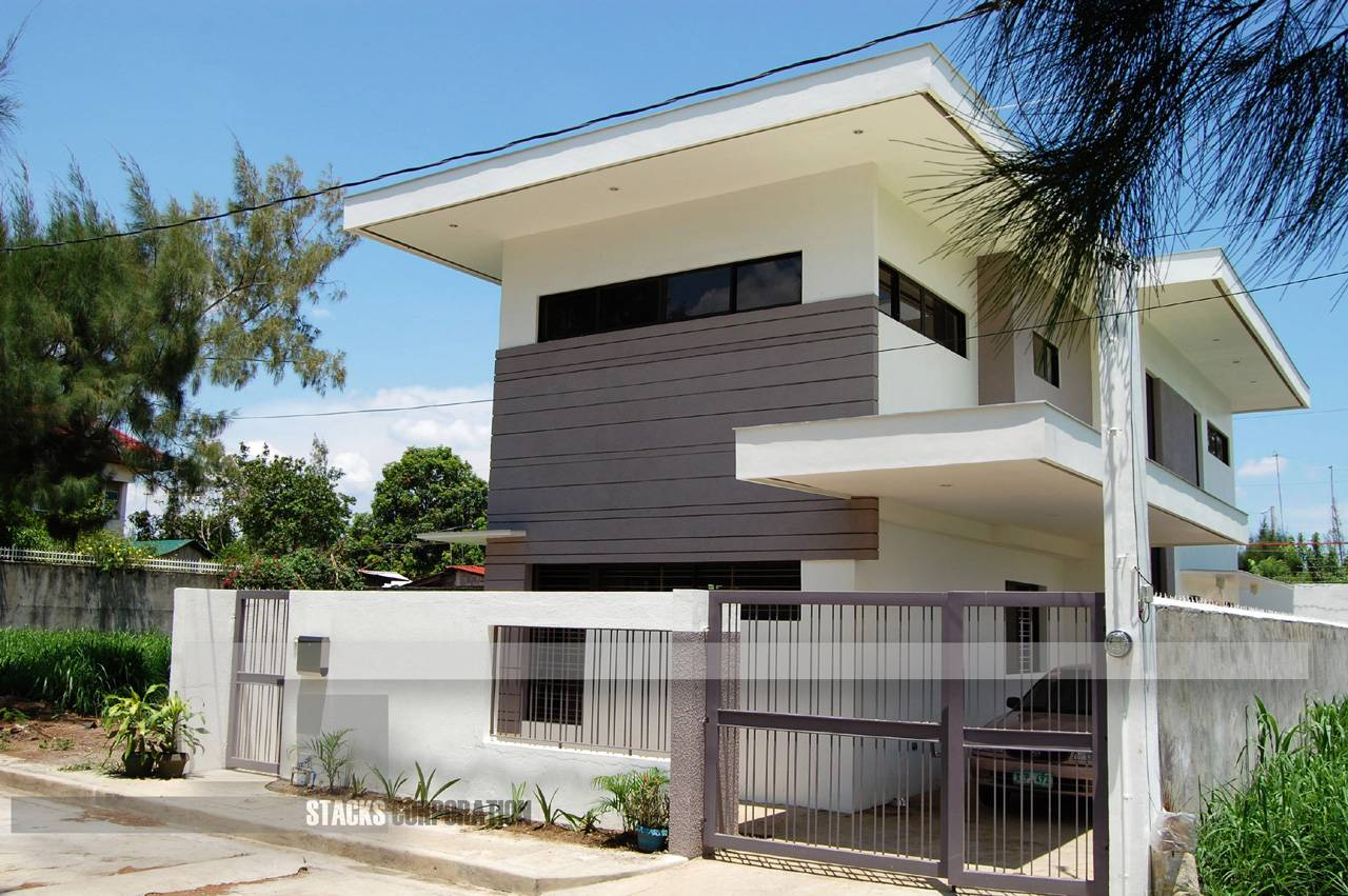 Modern Contemporary Design House Laguna Philippines