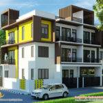 Modern Contemporary Home Elevations Indian House Plans