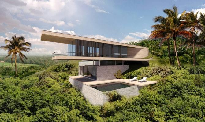 Modern Contemporary House Bali Architecture