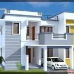 Modern Contemporary House Elevation Kerala Home
