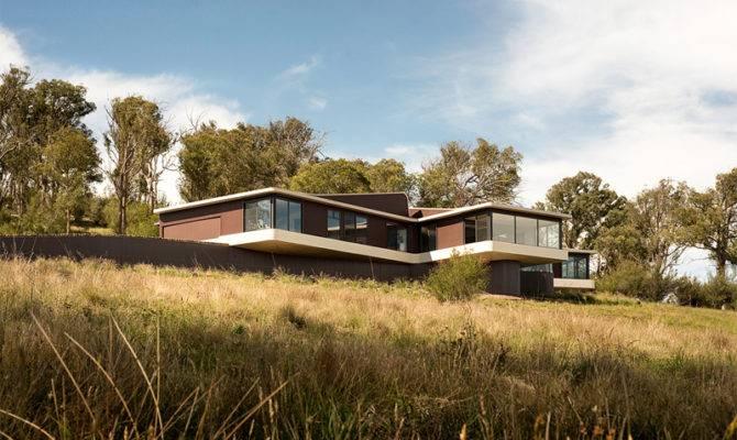 Modern Countryside House Unique Views Meadows