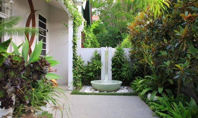 Modern Courtyard Landscaping Ideas Felmiatika