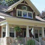 Modern Craftsman Home Plans