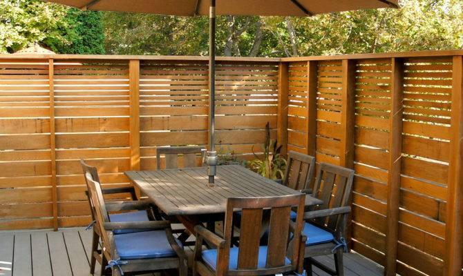 Modern Deck Ideas Outdoor Designs Design Trends