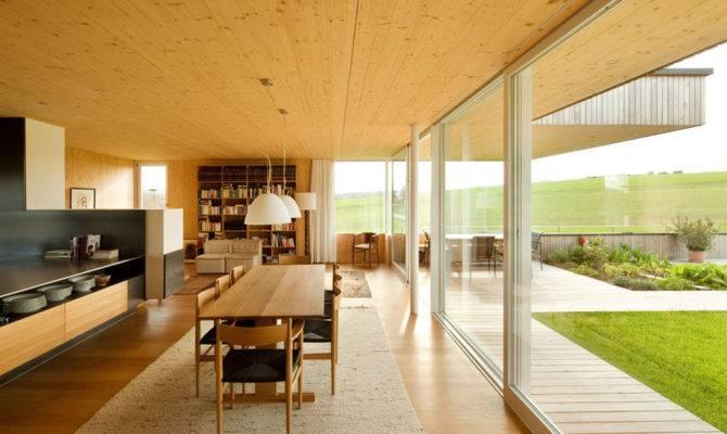 Modern Design Meets Countryside House Austria
