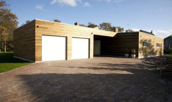 Modern Double Garage Interior Design Ideas