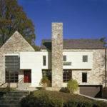 Modern Edgemoor Residence Adapted Traditional