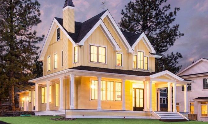 Modern Farmhouse Design Plans House Plan