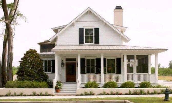 Modern Farmhouse Style House Plans Youtube