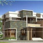 Modern Flat Roof House Bhk Kerala Home Design Floor Plans