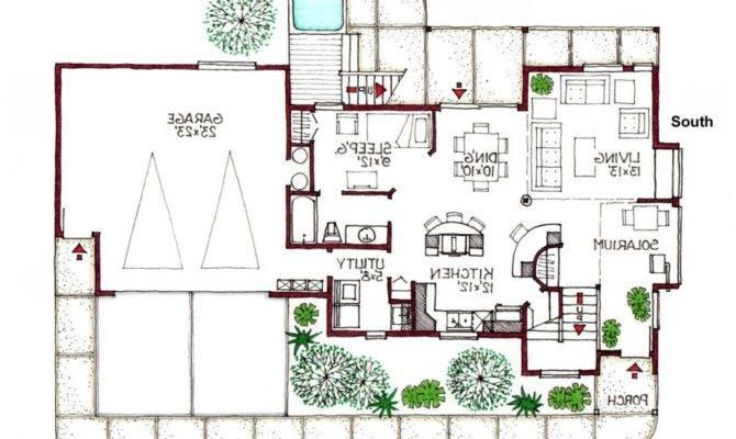 Modern Floor Plans Houses Unique House