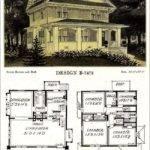 Modern Foursquare House Plans Beautiful Best
