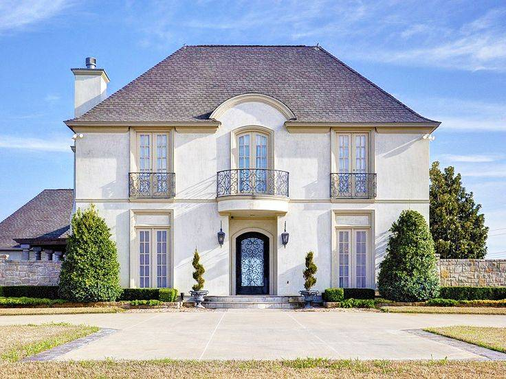 Modern French Chateau Homes Photos