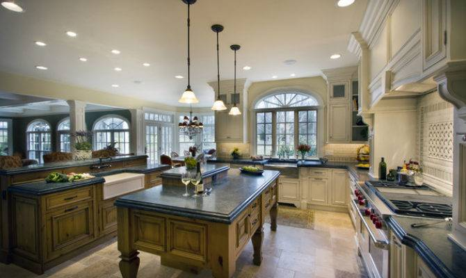 Modern French Country Kitchen Far Hills Traditional