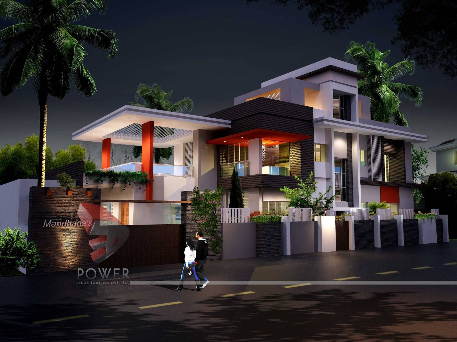 Modern Home Designs Design Information Exterior