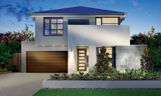 Modern House Design Front
