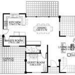 Modern House Design Ground Floorpinoy Eplans