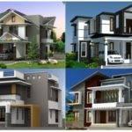 Modern House Designed Autocad Software