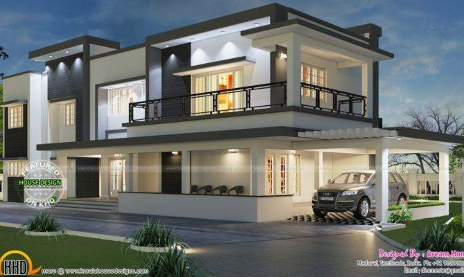 Modern House Designs Floor Plans Beautiful