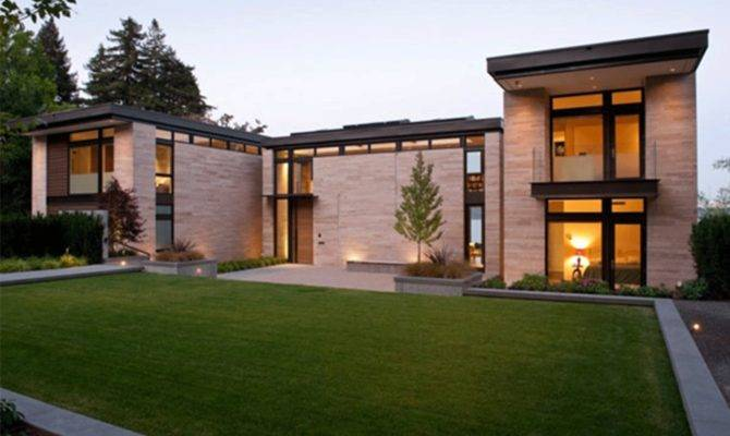 Modern House Designs Your New Home Designwalls