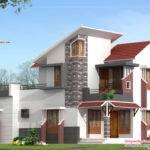 Modern House Elevation February