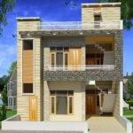 Modern House Elevation Gharexpert