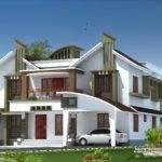 Modern House Elevation Kasaragod Kerala Home Plans