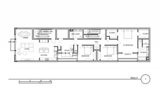 Modern House Plans Small Solar Plan Tiny Simple Passive