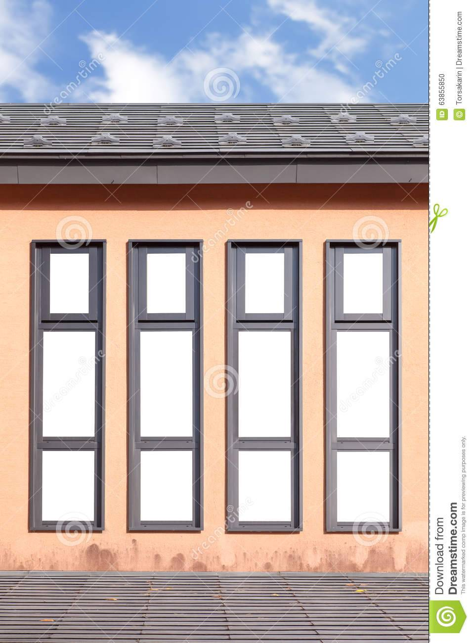 Modern House Window Styles